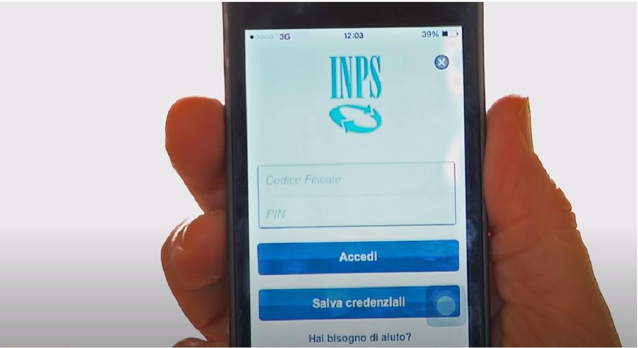 Istituto Nazionale Previdenza Sociale INPS estratto contributi