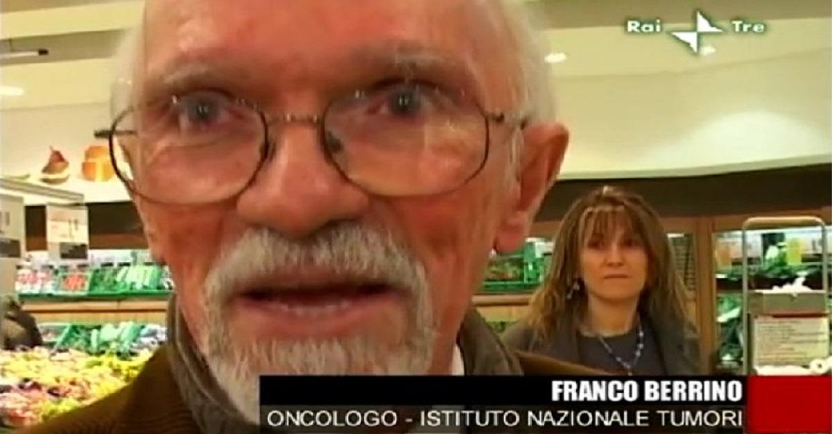 supermercato-franco-berrino-alimentazione per prevenire i tumori