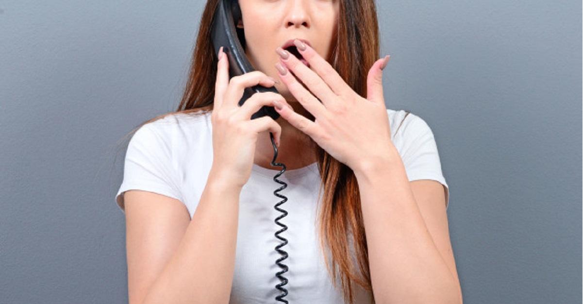 """Truffe telefoniche: numero sconosciuto? Non rispondere mai """"SI pronto"""", potrebbero fregarti"""