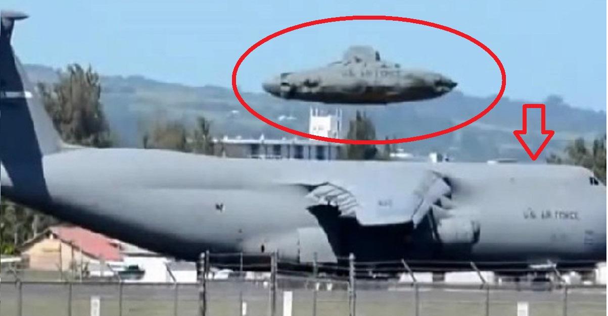 Ma quali Ufo o alieni! Sono solo macchine militari