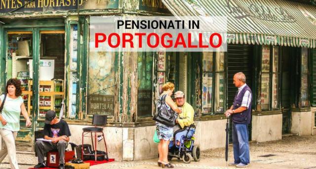 Se hai 70 anni vattene dall'Italia: in Portogallo la pensione è esentasse ed è un paradiso