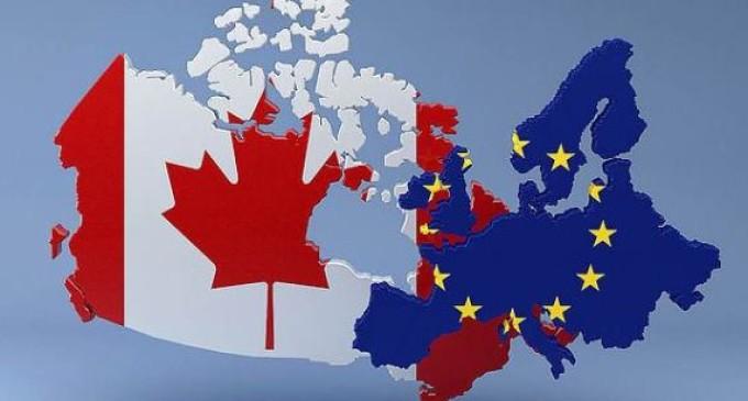 Il TTIP esce dalla porta ed entra dalla finestra.  Arriva il CETA. Ecco cos'è