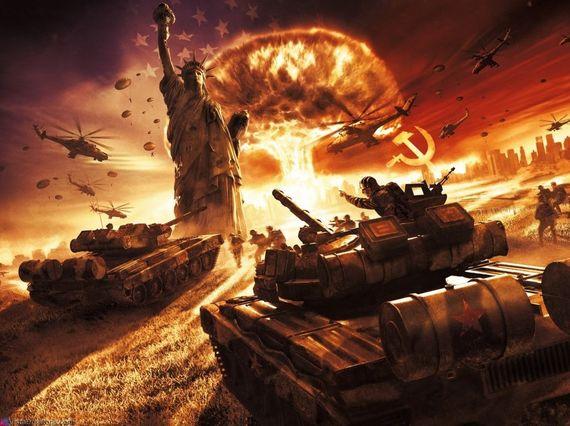 """Ecco perchè i padroni del mondo hanno bisogno di una guerra per""""resettarci""""e dominare"""