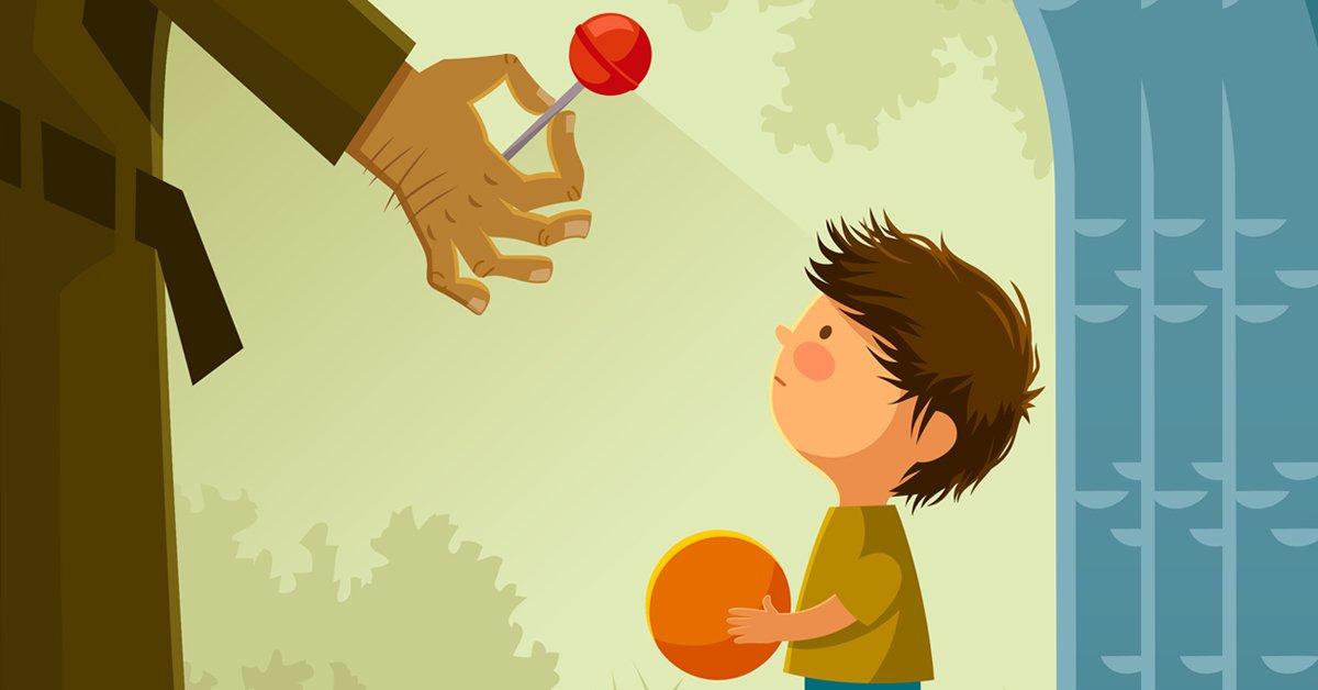 7 domande per insegnare a un bambino cosa fare in una situazione pericolosa