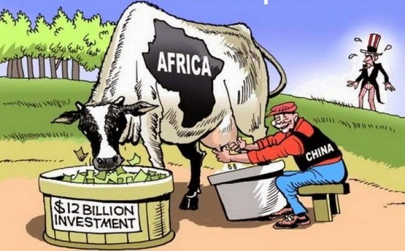 Il paradosso dell'Africa:Il continente più ricco e più affamato del mondo.Causa?La corruzione.