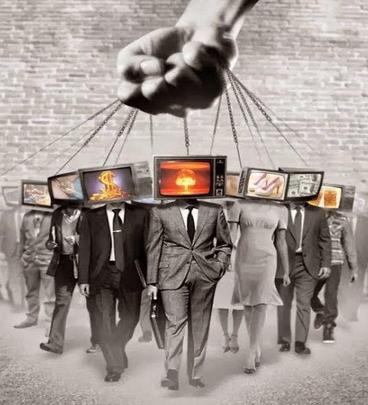 Uso e Abuso di Antidepressivi.Se spegni la Tv,non ne avrai più bisogno!Inizia a star bene.