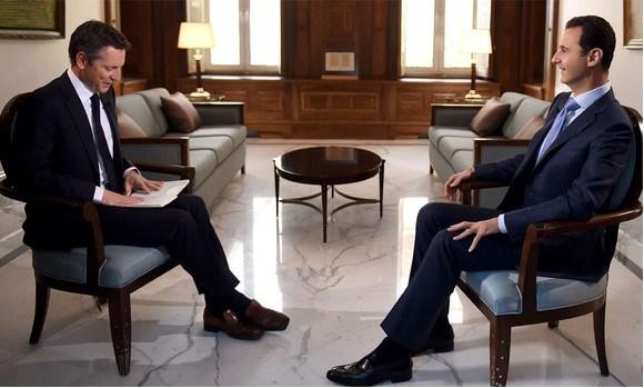 """Assad : """"L' Europa ha venduto i suoi principi in cambio dei petrodollari"""""""