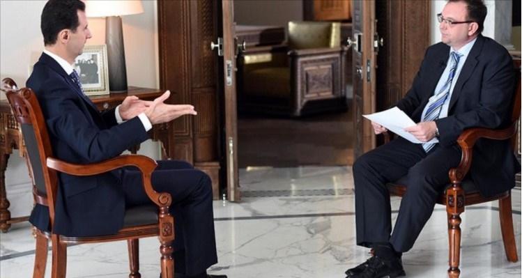 """La lezione di Assad: """" Rifugiati ? Aiutateli a rimanere in Siria"""""""
