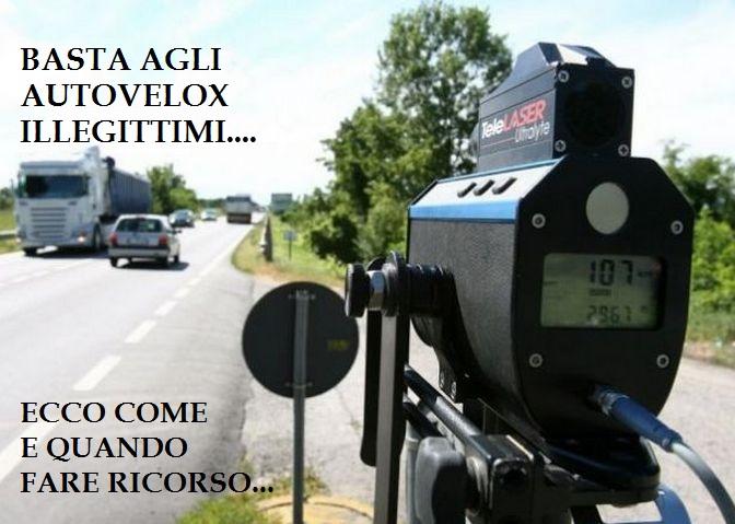 I soliti Autovelox...Ecco 11 buoni motivi per impugnare la vostra multa! Svegliatevi e reagite