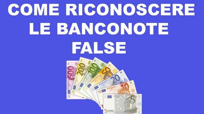 Ecco come riconoscere Banconote e Monete di Euro false! Occhio alle fregature.