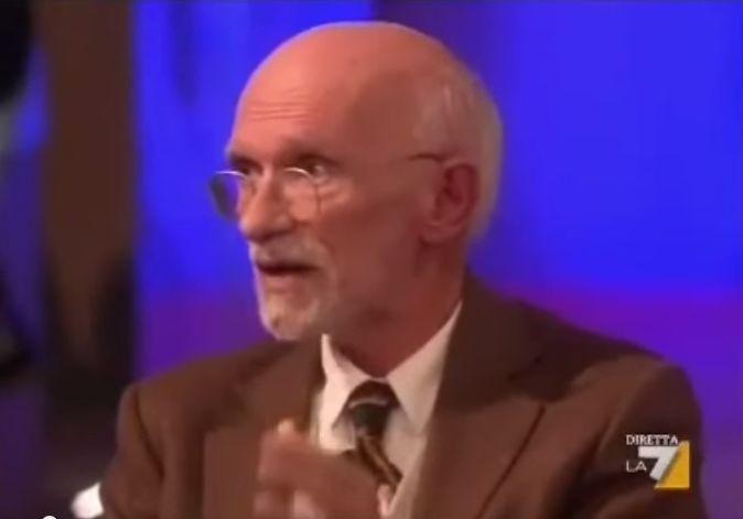 "Dott.Berrino:""mangiamo merda tutti i giorni"".Troppo cibo spazzatura"