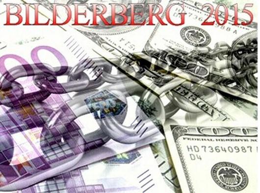 Bilderberg 2015:La guerra segreta al denaro contante fino alla sua estinzione,ecco cosa hanno deciso