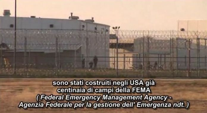FEMA:Campi di Concentramento anche in America! Pronti ed operativi!MA A COSA SERVONO!?!?!