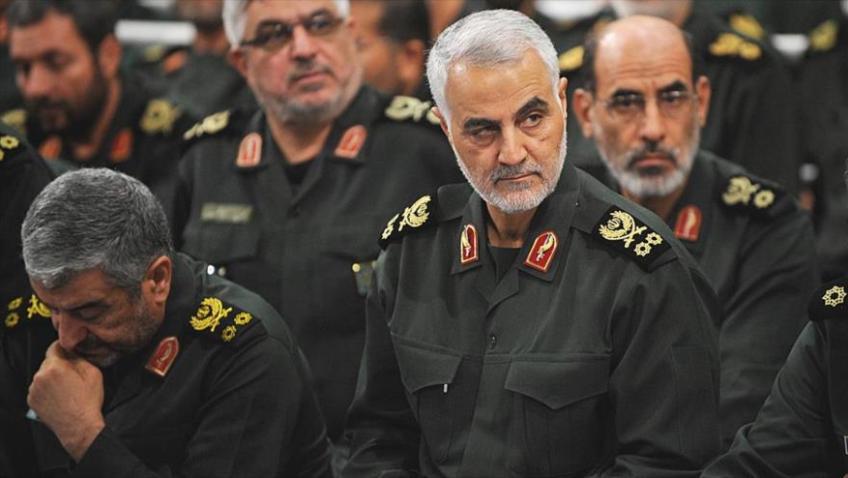 Consegnate dal gen. Soleimani le prove della cooperazione USA-ISIS