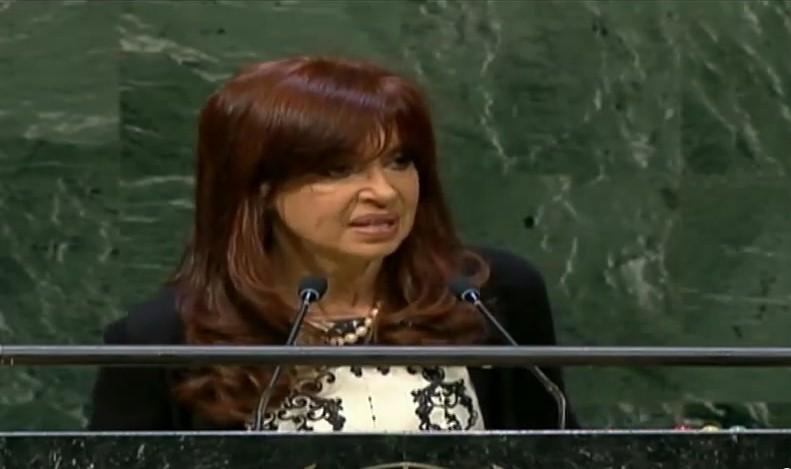 Censurata per aver detto la verità all'assemblea generale dell'Onu.Ecco cosa ha detto.VIDEO