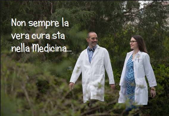 Il Dottor Zarr. Il medico che prescrive Passeggiate in natura invece dei Farmaci. Scopri di più