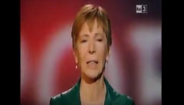 """La denuncia della Gabanelli che fa tremare """"mezzo mondo"""".IL VIDEO"""