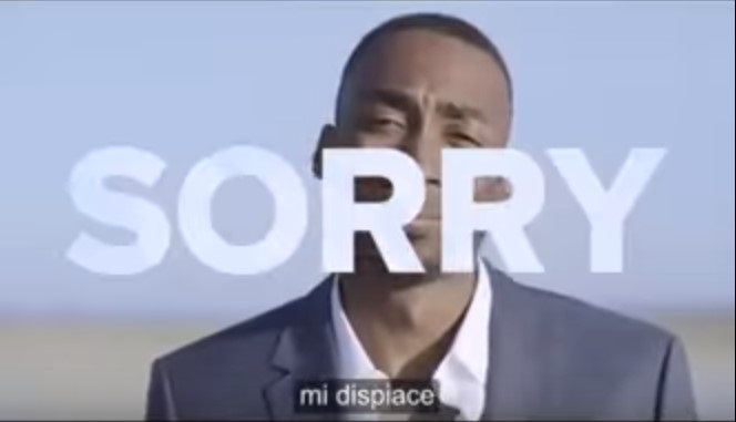 """""""Care future generazioni,scusateci"""".Un video per chiedere scusa ai nostri figli,nipoti ecc per il mondo che gli lasciamo"""