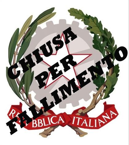 """GALLONI: """"L'Italia doveva morire"""". E'una potenza scomoda per molti, DA ANNIENTARE. E così è stato"""