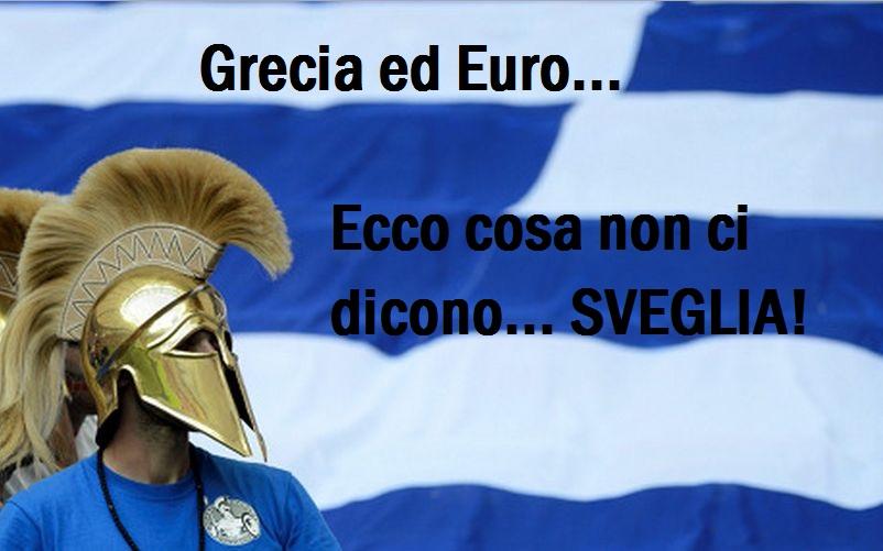 Uscire dall' euro è davvero un disastro? Se muore l'euro muore solo la Troika.Ecco cosa non dicono...VIDEO