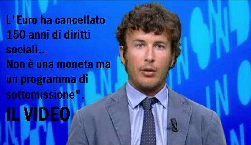 """Video Shock: """"L'Euro ha cancellato 150 anni di diritti sociali"""""""