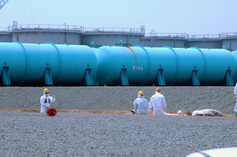 Fukushima: scaricheranno i rifiuti radioattivi nell'oceano, i serbatoi di stoccaggio sono pieni