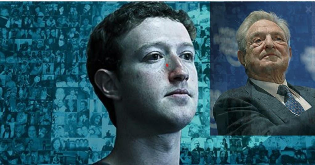 George Soros aveva avvertito: Facebook e Google saranno distrutti