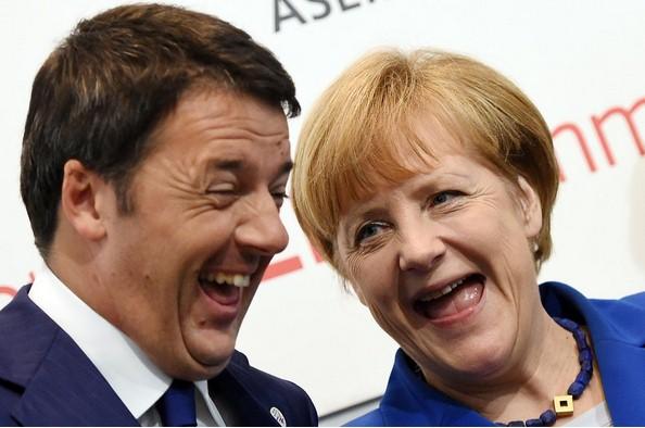 La teoria secondo cui il sistema tedesco deve comprarsi la manifattura italiana prima del crollo dell'euro comincia ad avverarsi: Italcementi acquistata da Heidelberg