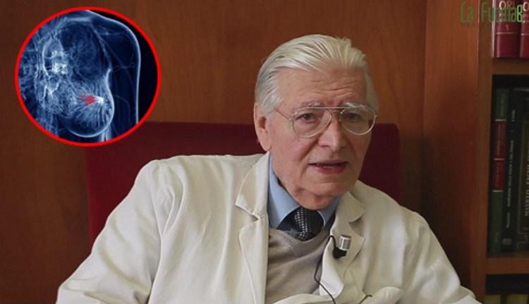 """Dott. Giuseppe Di Bella:""""La mammografia come prevenzione è un errore""""."""
