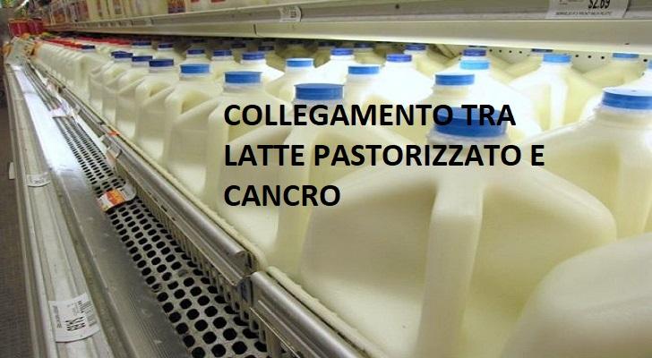 Harvard: il latte pastorizzato da latterie industriali è collegato al cancro
