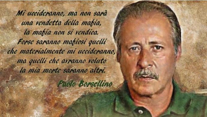 L'ultima lettera che scrisse Paolo Borsellino 12 ore prima della sua morte