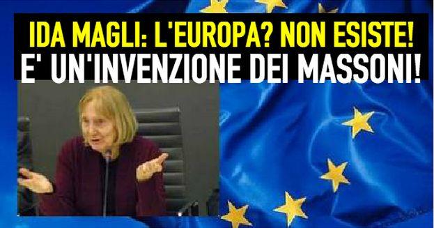 Stiamo scomparendo grazie all 'UE. La Massoneria trionfa