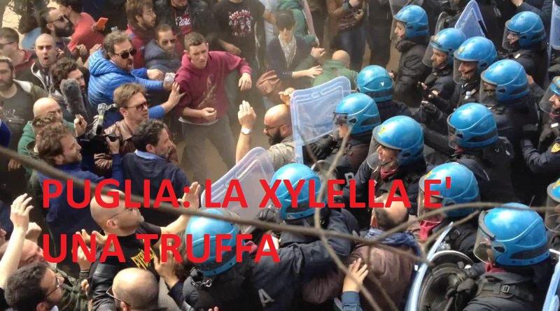 Gasdotto Puglia- Melendugno: all'alba la città è già militarizzata