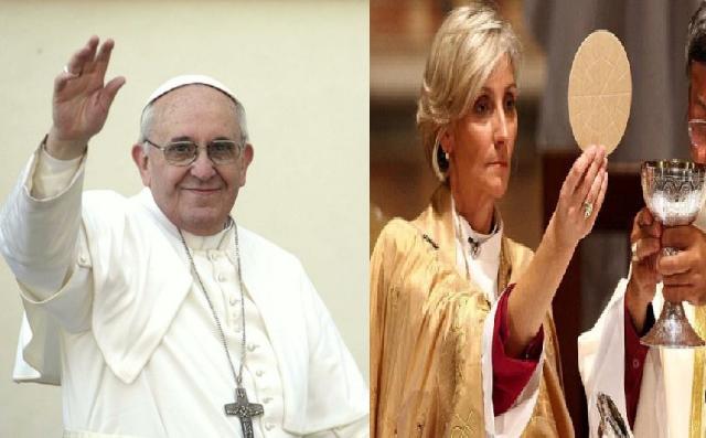Questo Papa rivoluziona la Chiesa. Apre al sacerdozio femminile! COSA POTREBBE CAMBIARE?