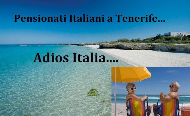 """Anziani trasferiti a Tenerife: """"L'Italia non è un paese che vuol bene agli italiani"""". IL VIDEO"""