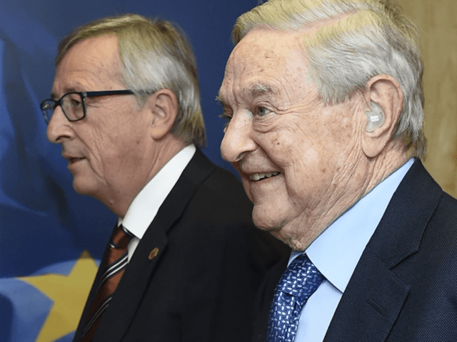"""Soros chiede all' UE una """"stretta"""" sui social :""""rappresentano una minaccia"""""""
