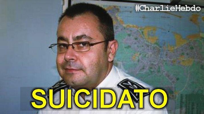 """Morto """"Suicida"""" il poliziotto che indagava su """"Charlie Hebdo""""...E' SOLO UN CASO?!?"""