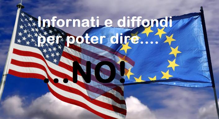 TTIP. America ed Europa unite da un assurdo ACCORDO SEGRETO.Nessuno ne parla! DIFFONDI IL VIDEO