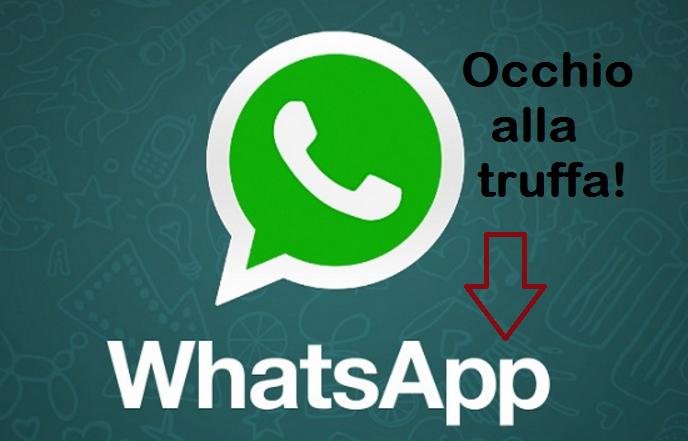 """Occhio alla Truffa su WhatsApp. """"Non aprite quel messaggio"""". E' un virus dannoso! ECCO QUALE"""