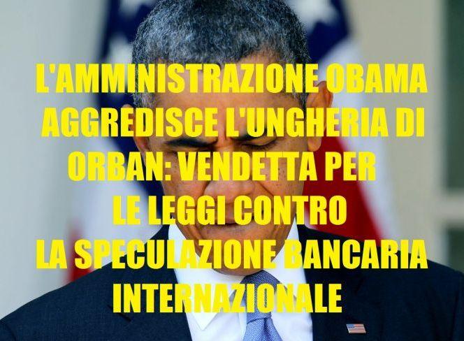 Tutti contro l'Ungheria. Usa,UE,Multinazionali e Soros, Vogliono far fuori il presidente Orban.Ecco cosa c'è dietro!!
