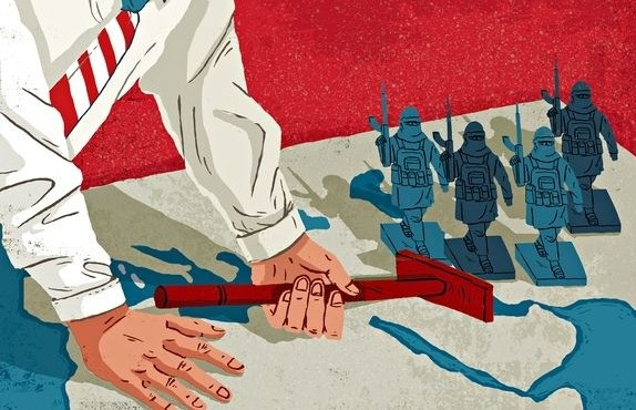 """Ora è ufficiale.Articolo shock del quotidiano inglese """"The Guardian"""":Usa e Regno Unito sostengono i terroristi"""