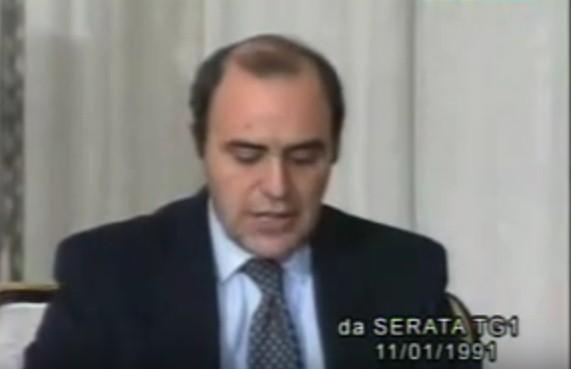 L'incredibile intervista di Vespa a Saddam Hussein del 1991 che smaschera la verità.VIDEO