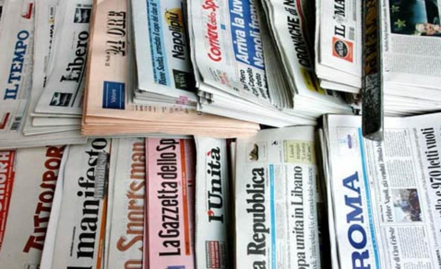 A chi appartengono le principali testate giornalistiche italiane?L'inchiesta che vi lascerà senza parole