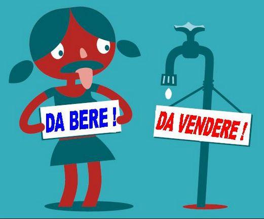Nestlè,Coca-Cola e Danone: Si stanno impadronendo dell'acqua...LA GUERRA DELLE RISORSE!