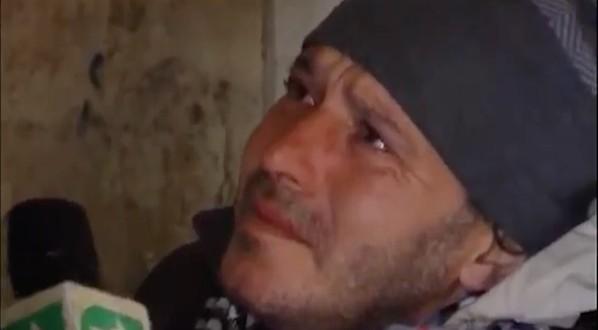 Avellinese morto per il freddo chiese aiuto al Sindaco.Ecco le dichiarazioni del primo cittadino.VIDEO