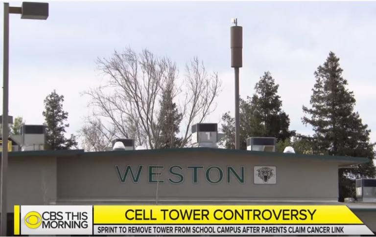 Stati Uniti. Rimossa antenna per telefonia su una scuola, dopo che 4 studenti si ammalano di cancro