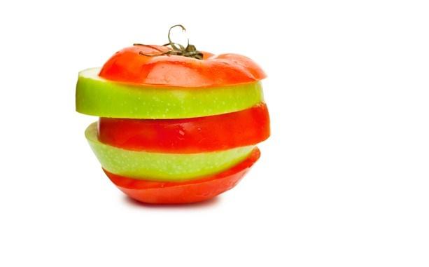 Le bucce di mele e di pomodori ringiovaniscono i muscoli in soli 2 mesi.Ecco perchè