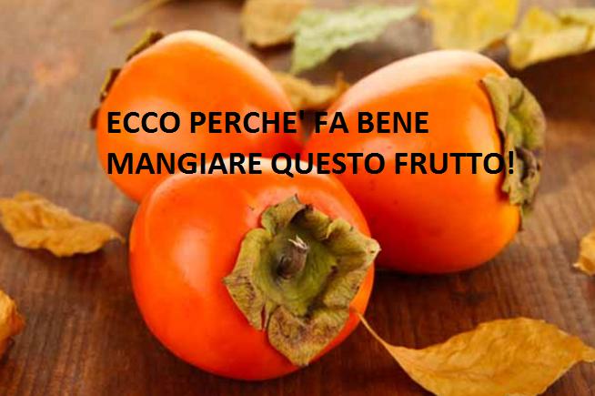Cachi: Il frutto stagionale dalle molteplici proprietà terapeutiche