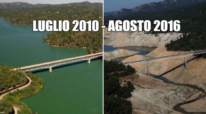 La Nasa pubblica 309 foto shock che mostrano i danni dei cambiamenti climatici al nostro pianeta.