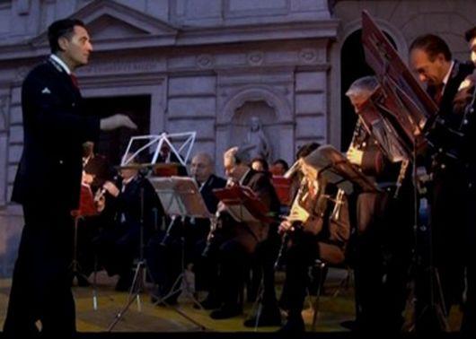 """Un carabiniere ha diretto la """"banda orchestrale Regione Lazio"""" che suonava """"Il padrino"""" al funerale di Casamonica"""